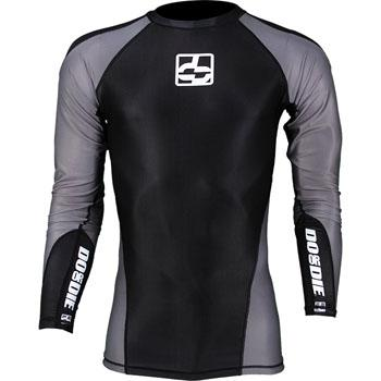 Do or Die Do or Die Long Sleeve Black Rashguard